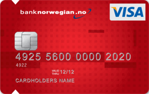 bank norwegian telefon