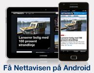 Få Nettavisen på Android
