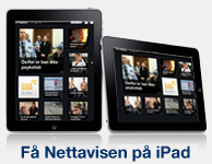 Få Nettavisen på iPad