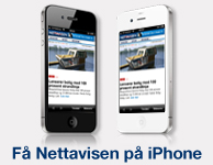Få Nettavisen på iPhone