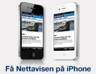 Få Nettavisen på iPhone