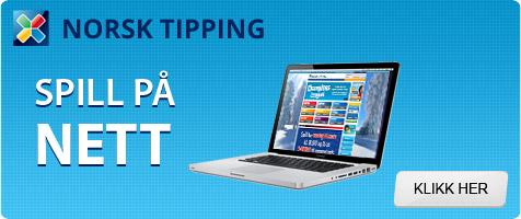 oddsen norsk tipping