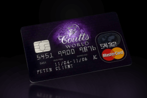 Coutts credit card